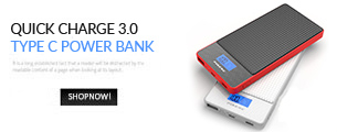 PINENG QC 3.0 Power Bank