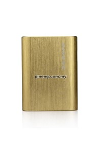 PINENG PN-902 5000mAh Power Bank - Gold