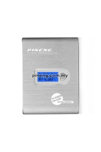 PINENG PN-903 11200mAh Power Bank - Silver