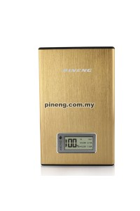 PINENG PN-910s 11200mAh Power Bank - Gold