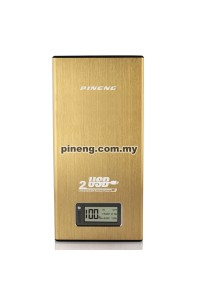 PINENG PN-912 16800mAh Power Bank - Gold