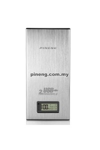 PINENG PN-912 16800mAh Power Bank - Silver