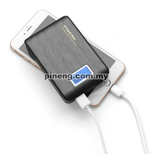 PINENG PN-928 10000mAh Power Bank - Black