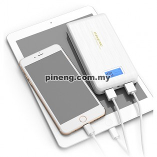 PINENG PN-929 15000mAh Power Bank - Black