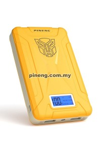 PINENG PN-933 10000mAh Power Bank - Yellow