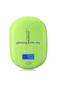 PINENG PN-938 10000mAh Power Bank - Green