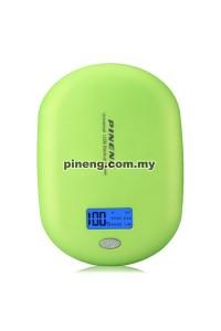 PINENG PN-938 10000mAh Power Bank - Green