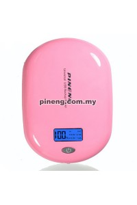 PINENG PN-938 10000mAh Power Bank - Pink