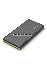 PINENG PN-951 10000mAh Lithium Polymer Power Bank - Black