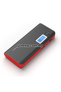 PINENG PN-968 10000mAh Power Bank - Black