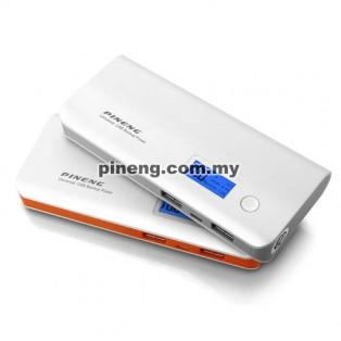 PINENG PN-968 10000mAh Power Bank - Black