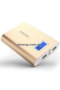 PINENG PN-988 10000mAh Power Bank - Gold