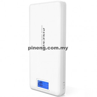 PINENG PN-999 20000mAh Power Bank - White