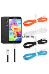 Micro USB Magnet Flat Data Sync Charging Cable
