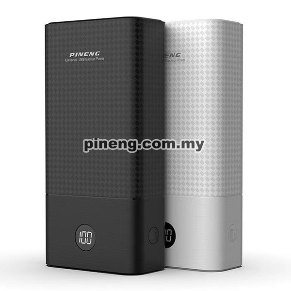 PINENG PN-899PD 30000mAh QC 3.0 / PD 3.0 Power Bank - Black