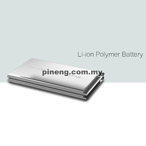 PINENG PN-932 20000mAh Lithium Polymer Power Bank - White
