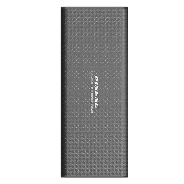 PINENG PN-953 10000mAh Power Bank - Blac...