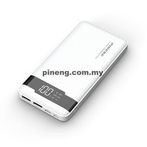 PINENG PN-961 10000mAh 3 Input Quick Cha...
