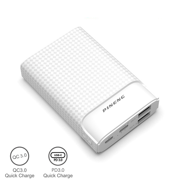 PINENG PN-986 10000mAh Quick Charge 3.0 ...