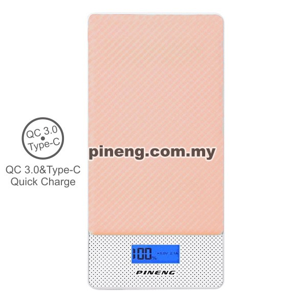 PINENG PN-993 10000mAh Quick Charge 3.0 ...
