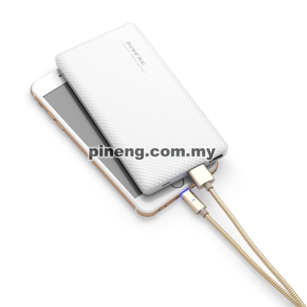 PINENG PN-313 High Speed Lightning Charging Data Cable