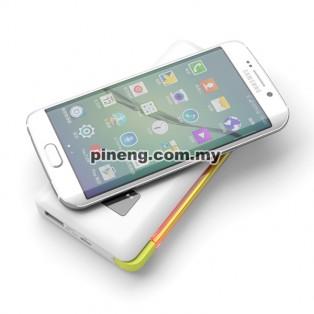 PINENG PN-888 10000mAh Quick Charge 3.0 Qi Wireless Polymer Power Bank