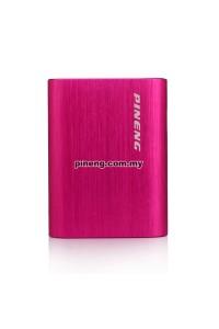 PINENG PN-902 5000mAh Power Bank - Pink
