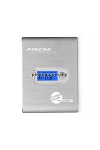PINENG PN-903 11200mAh Power Bank - Silver