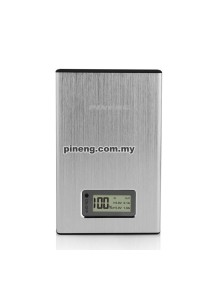 PINENG PN-910s 11200mAh Power Bank - Silver