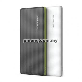 PINENG PN-917 20000mAh 3 Input & 3 Output Lithium Polymer Power Bank - Black