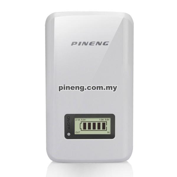 [Clearance] PINENG PN-919 8400mAh Power Bank - White