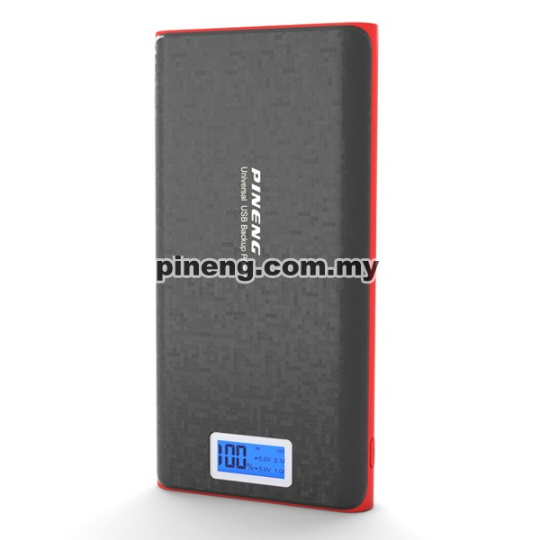 PINENG PN-920 20000mAh Power Bank - Black