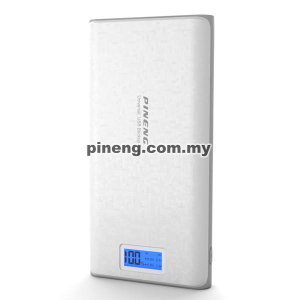 PINENG PN-920 20000mAh Power Bank - Whit...