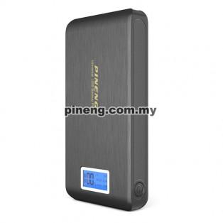 PINENG PN-929 15000mAh Power Bank - Black