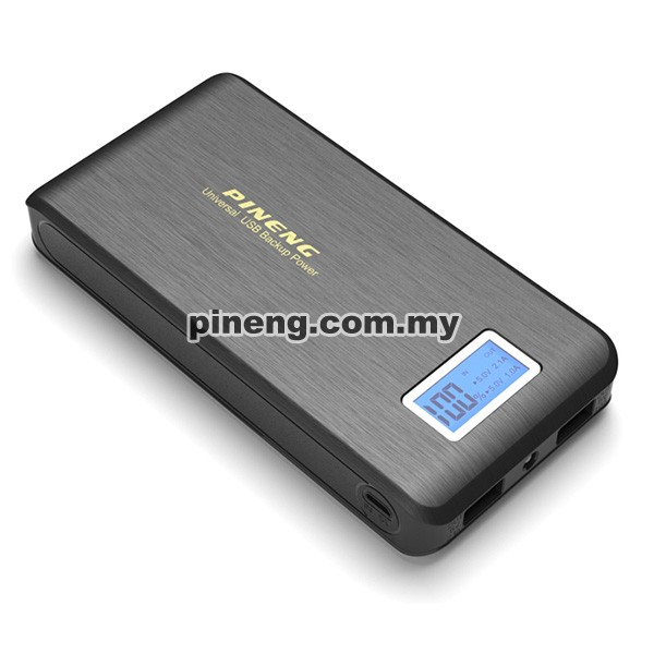 PINENG PN-929 15000mAh Power Bank - Blac...