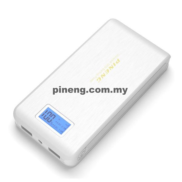 PINENG PN-929 15000mAh Power Bank - Whit...