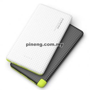 PINENG PN-952 5000mAh Lithium Polymer Power Bank - Black