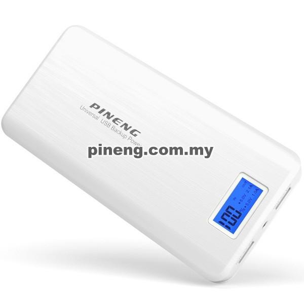 Pineng Pn 999 20000mah Power Bank White