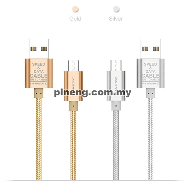 PINENG PN-306 High Speed Micro USB Charg...