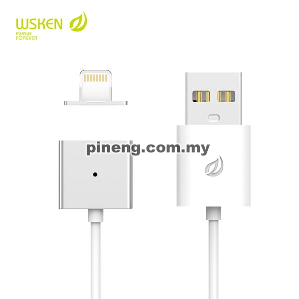 WSKEN Lightning Magnetic Fast Charging X...