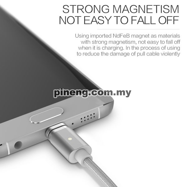 WSKEN MICRO USB + LIGHTNING MAGNETIC MINI2 X-CABLE